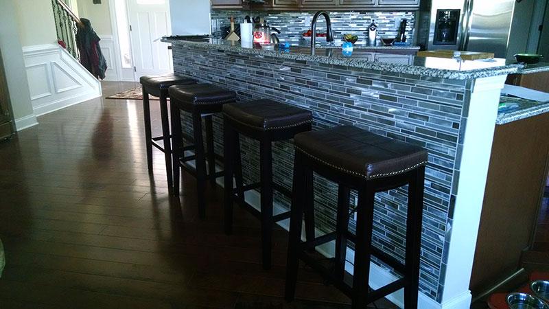 charlotte nc kitchen tile bar