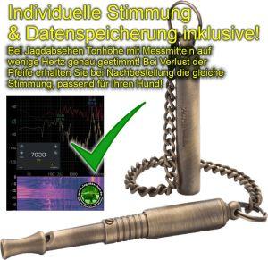 ACME Silent wistle 535 Frequenz abgestimmt von Jagdabsehen 1