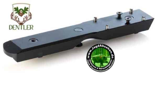 FMDO-00000 Montageschiene BASIS - Docter sight Dentler bei Jagdabsehen