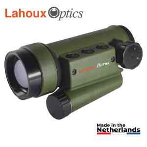 Lahoux HORUS Wärmebildvorsatzgerät bei Jagdabsehen 1