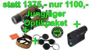 Optik-Jungjägerpaket 2021 bei Jagdabsehen