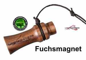 Original Lockschmiede Fuchsmagnet bei Jagdabsehen Karlsruhe
