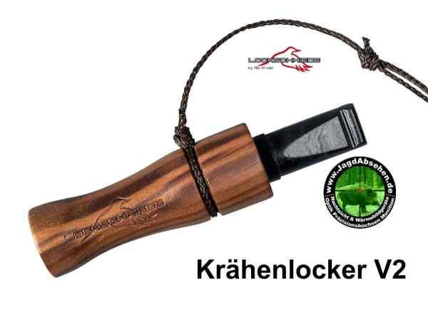 Original Lockschmiede Krähenlocker -V2 bei Jagdabsehen Karlsruhe