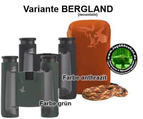 Swarovski Wander-Fernglas CL Pocket bei Jagdabsehen mountain