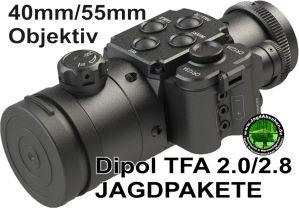 TFA20-28-Jagdpakete bei Jagdabsehen