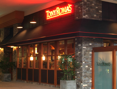 Tony Roma Restaurant Review At The Mall Of America