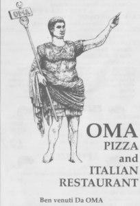 OMA Pizza and Italian Restaurant