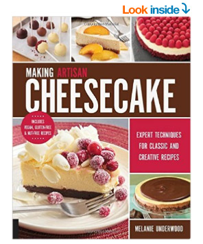 Making Artisan Cheesecake Book