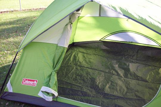 four person tent review