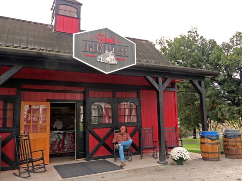 Fred's Smokehouse At Jim Beam