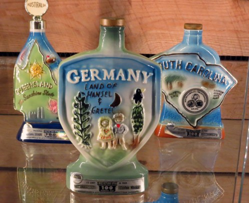 Germany Land of Hansel & Gretel Whiskey Decanter