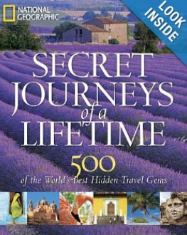 Hidden Travel Gems Guide Book