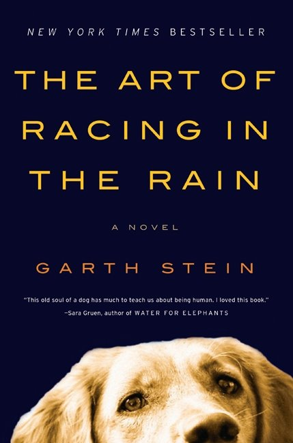 Dog Book by Garth Stein