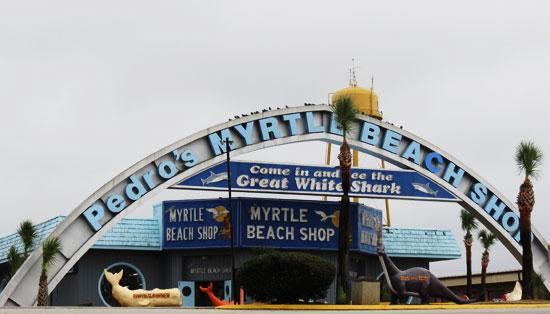 Pedros Myrtle Beach Shop