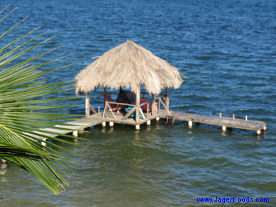 A great place to relax in Belize