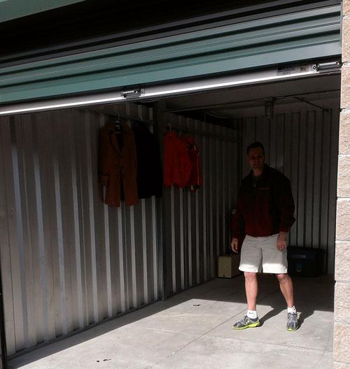 Storage Unit in Summerville, SC