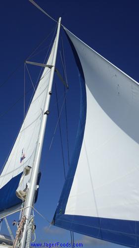 Sailing on the MokaKat