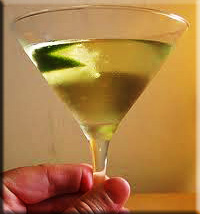 harry bosh gimlet recipe