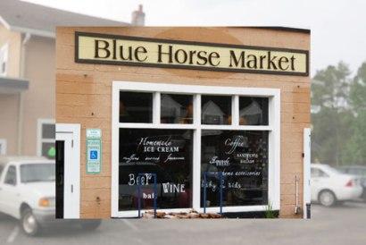 Blue Horse Market
