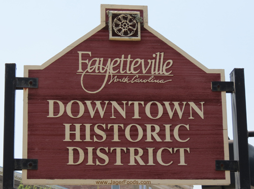 Downtown Fayetteville NC