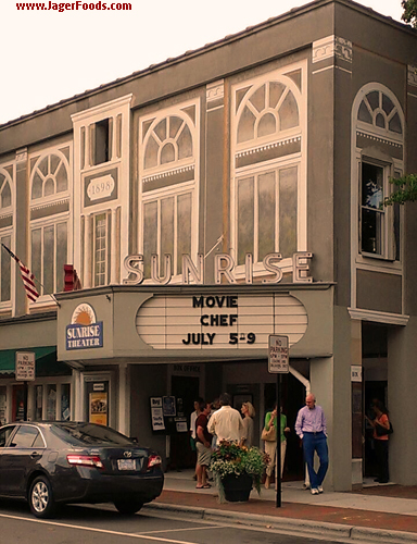 Sunrise Theater In Southern Pines, NC