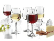 Libbey wine glasses for your next party