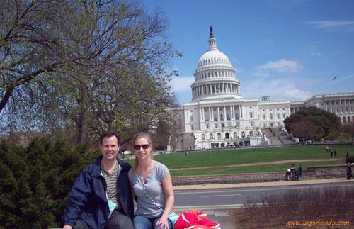 Travel to Washington, DC