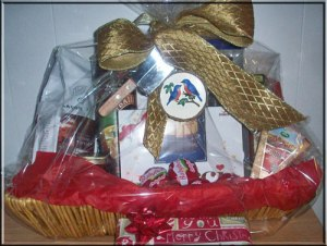 add vegetable peeler to gift basket