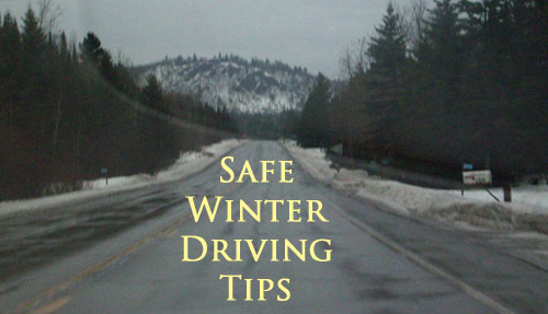 Top 5 Safe Winter Driving Tips