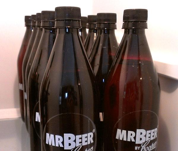 Mr Beer Taste Testing