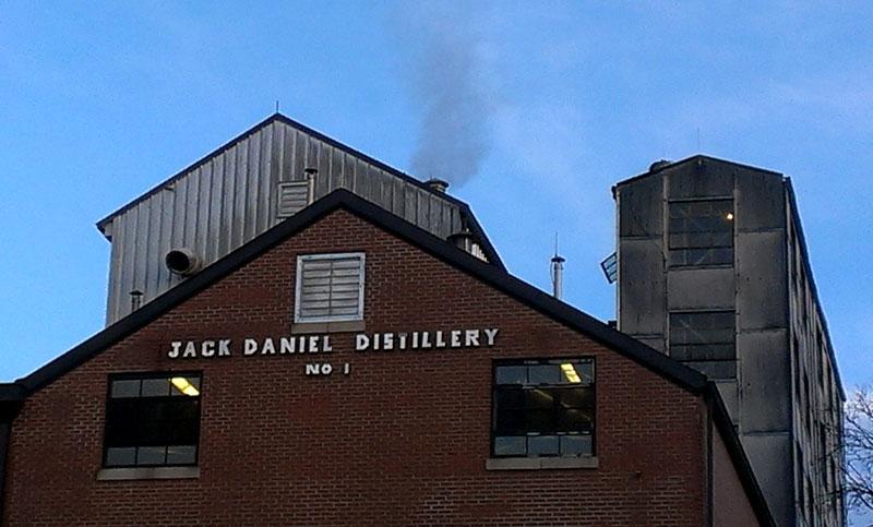 Jack Daniel Distillery No 1