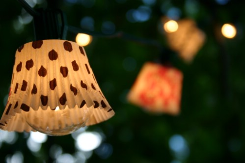 Easy outdoor light projects
