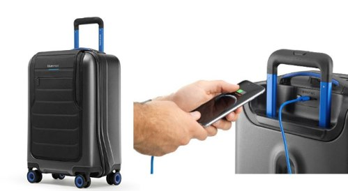 Theft proof luggage for safe travels