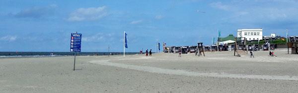 Norderney ist eine der Ostfriesischen Inseln
