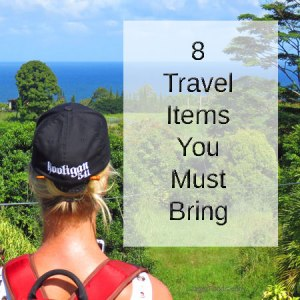 8 Travel Items You Must Bring Next Time