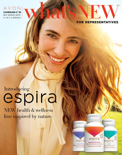 Espira Wellness By Avon