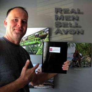Reason why men should sell Avon.