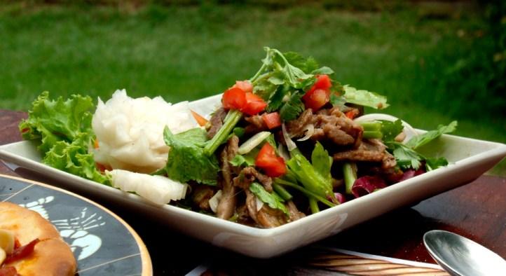 Australian Beef salad