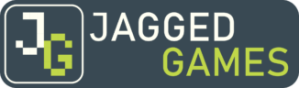 Jagged Games Logo