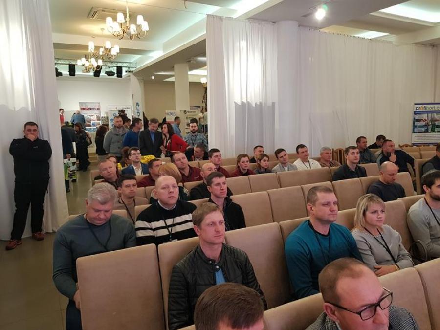 Учасники конференції «Ягідництво і переробка 2019» підвели підсумки року в галузі ягідництва