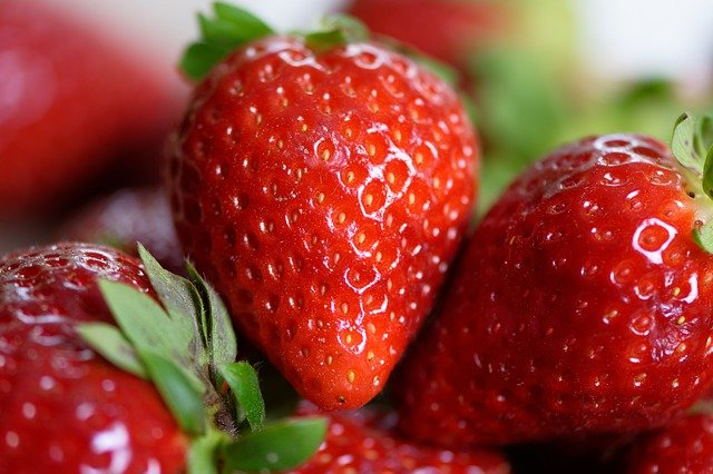 Sonsation – суниця садова, досконала і зовні, і за смаком