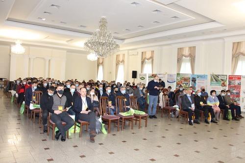 Підсумки року в галузі ягідництва були підведені впродовж IV Міжнародної науково-практичної конференції «Ягідництво і переробка: технології та інновації»