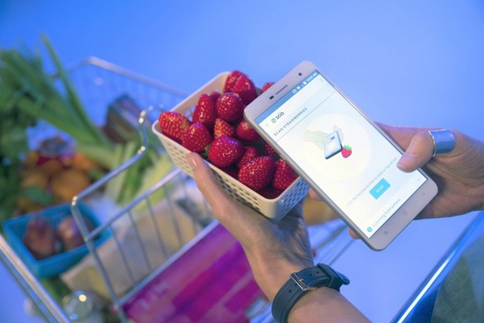 Найсолодші ягоди в супермаркетах відбиратимуть портативні сканери