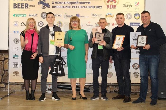 VI Дегустаційний конкурс East European Beer Award-2022