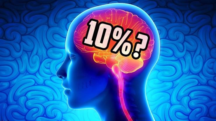 Berapa Banyak Kekuatan Otak Yang Kita Gunakan?