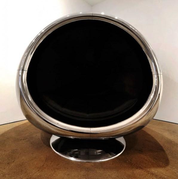 Unik, Design Kursi Ini Terbuat Dari Mesin Pesawat Boeing 737
