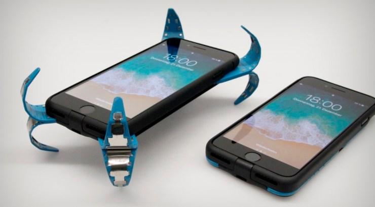 AD Case, Perangkat Untuk Melindungi Smartphone Ketika Terjatuh