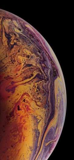 Download Wallpaper Keren iPhone Xs dan iPhone Xs Max
