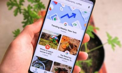 Fitur Baru Google Maps Bisa Memberi Rekomendasi Tempat Makan
