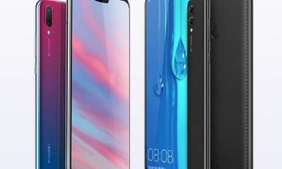 Huawei Enjoy 9 Plus dan Enjoy Max Resmi Diluncurkan, Ini Harga dan Spesifikasinya